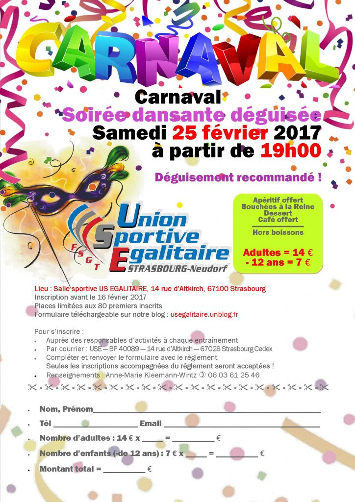 _Affiche Carnaval USE